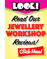 Read the reviews for LLROK's jewellery making workshops